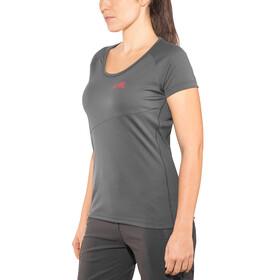 Millet Elevation Naiset Lyhythihainen paita , harmaa